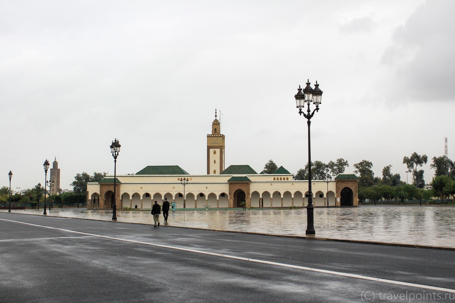 Королевская мечеть