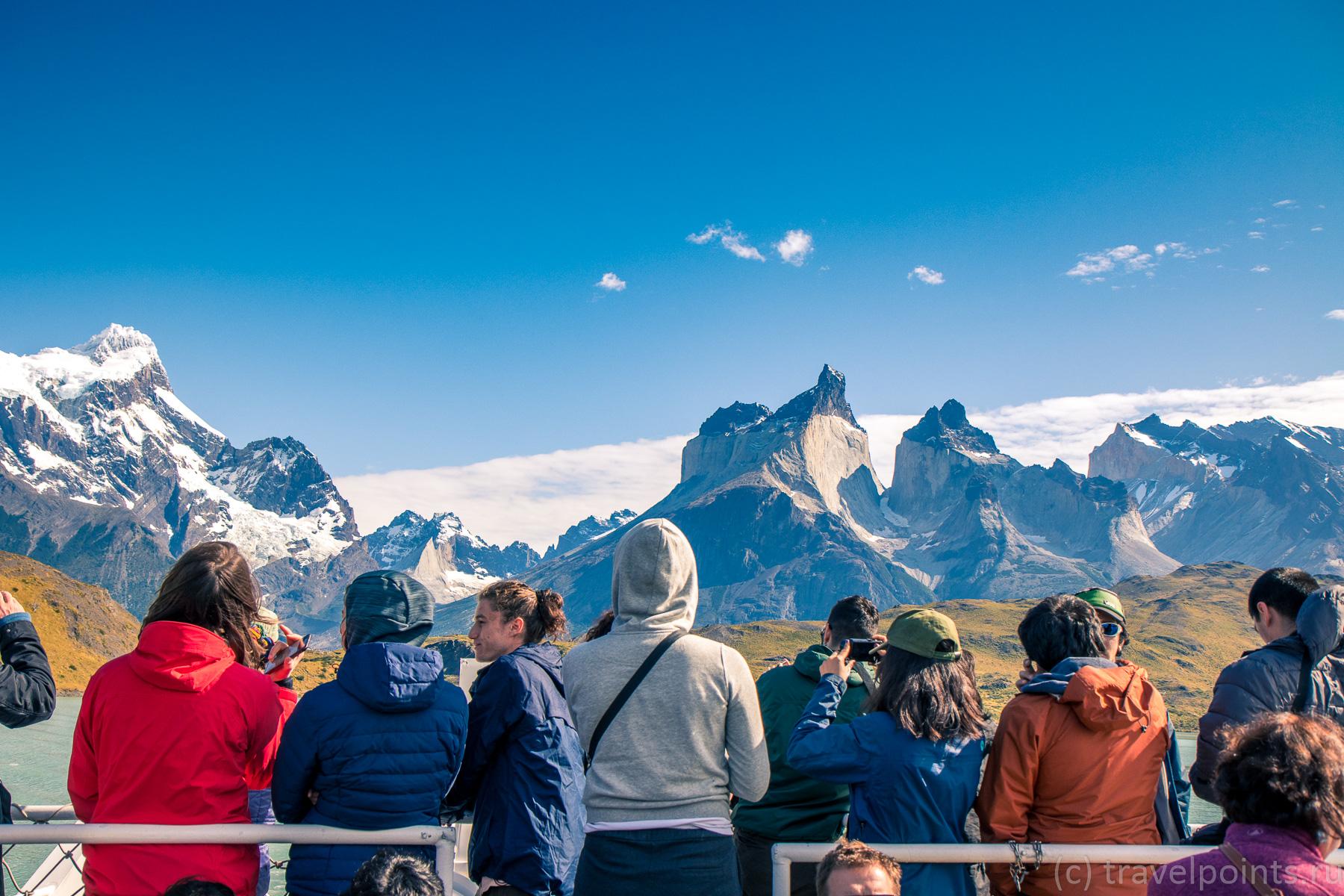 Вот среди этих гор вы и будете ходить ближайшие несколько дней