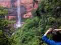 Я фотографирую водопады