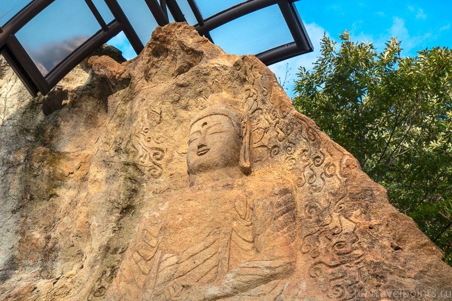 Будда, 7 век