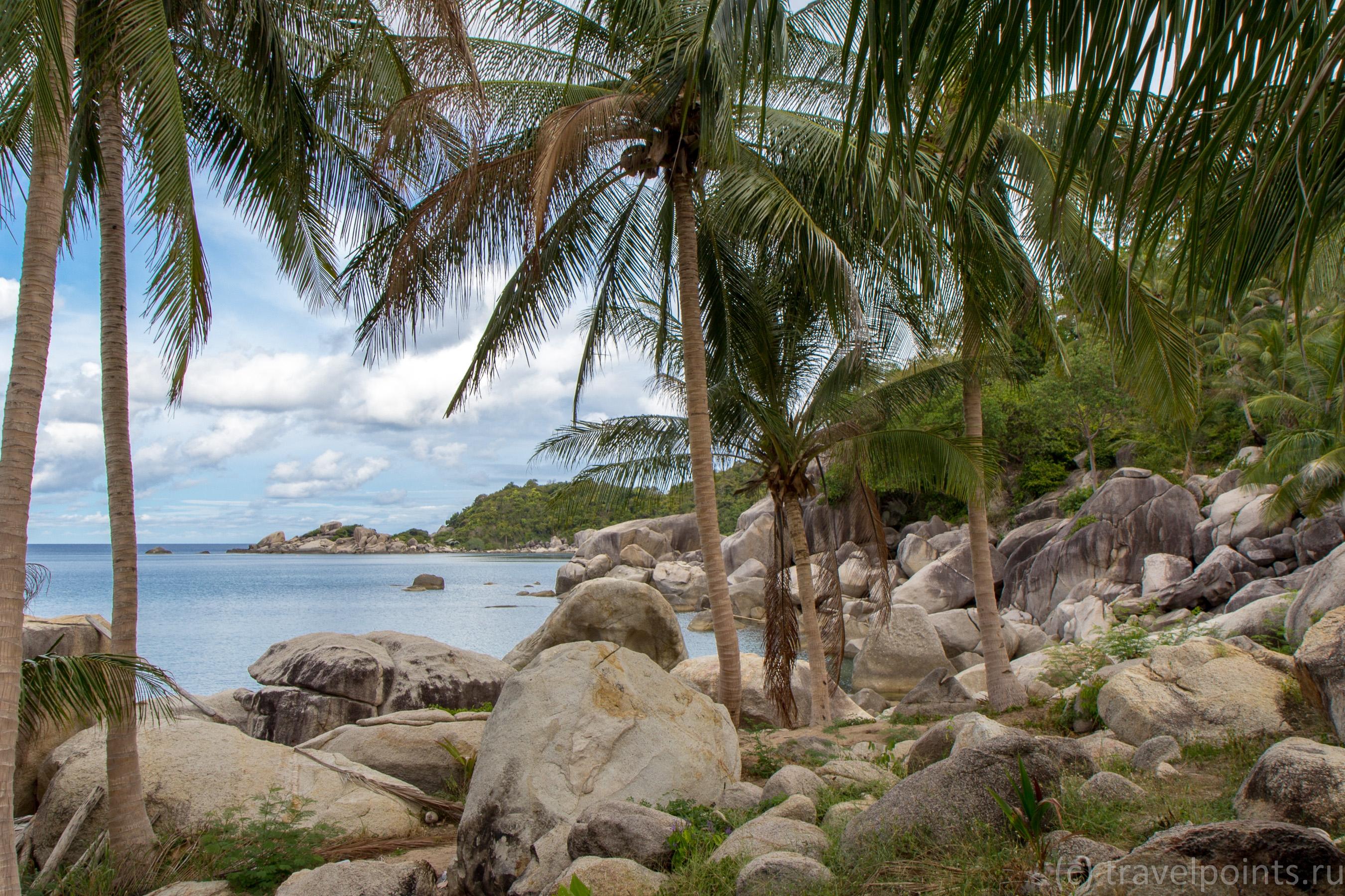 Ко Тао, один из пляжей