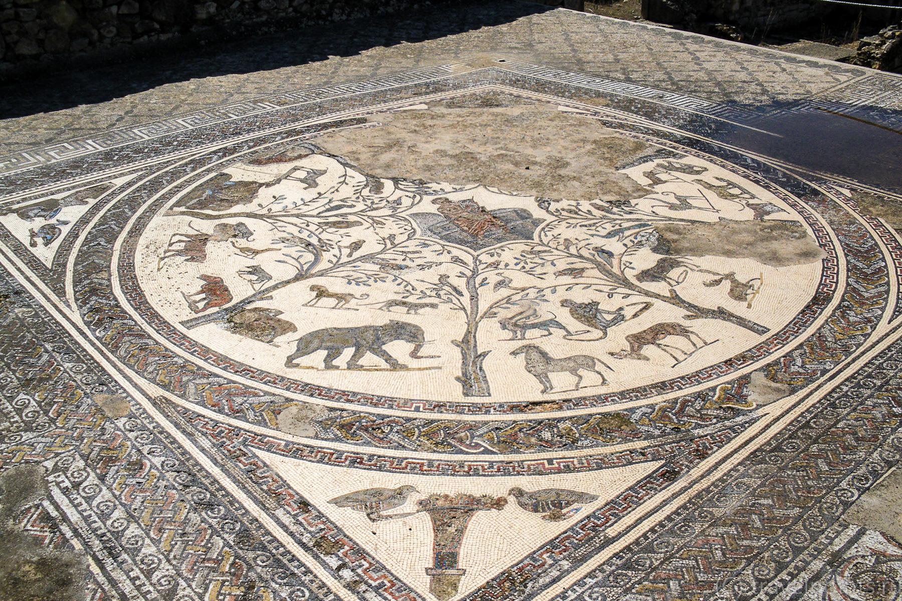 Мозаики Волюбилиса