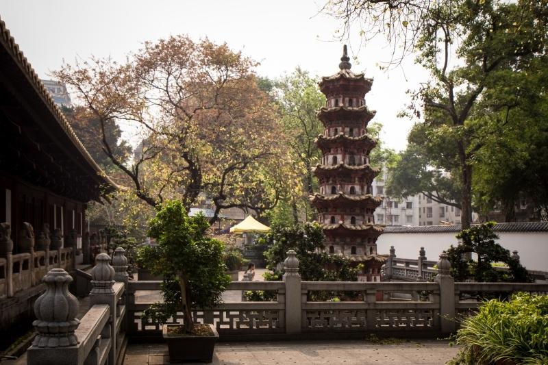 Храм в Гуанчжоу