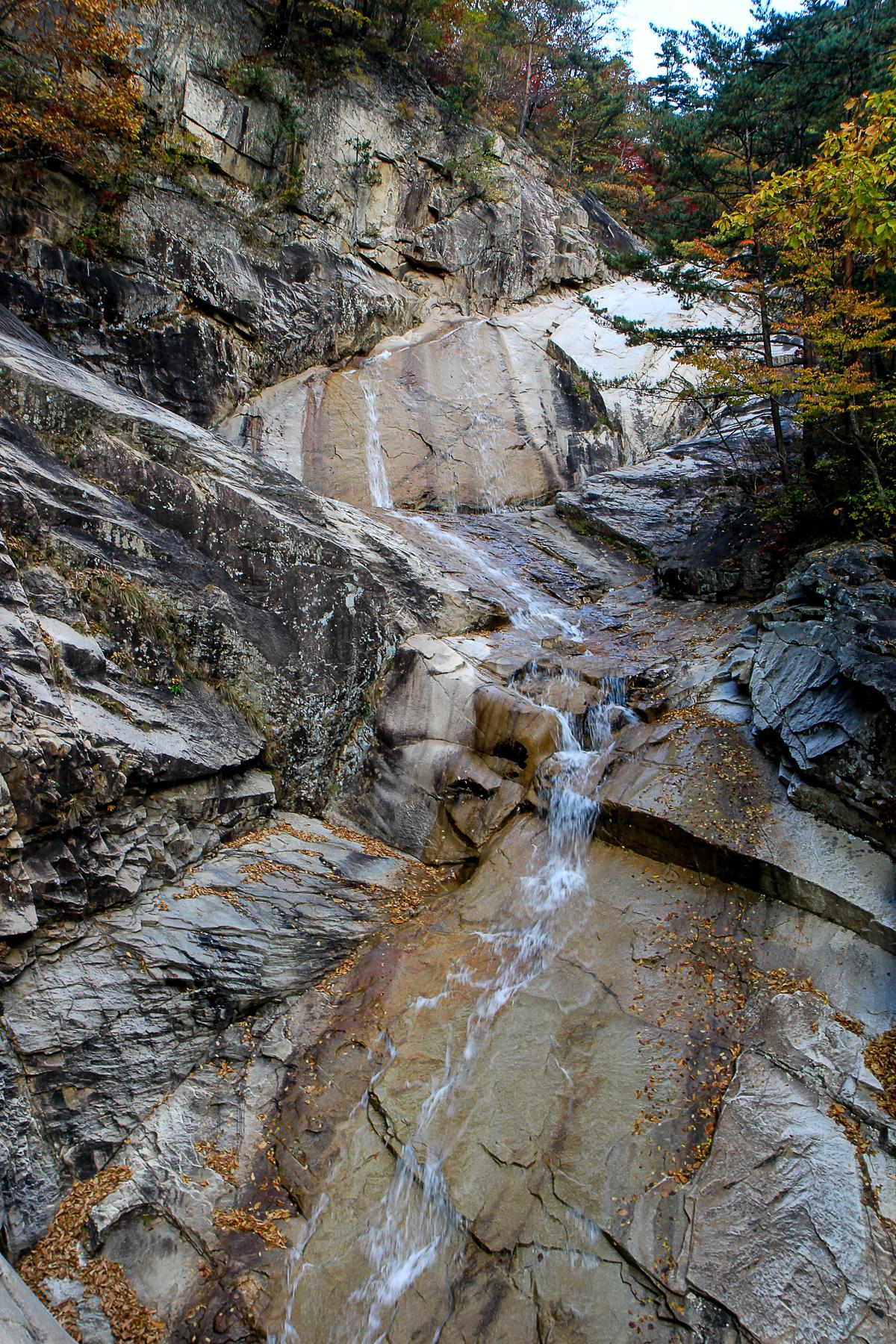 Горная река, Сораксан