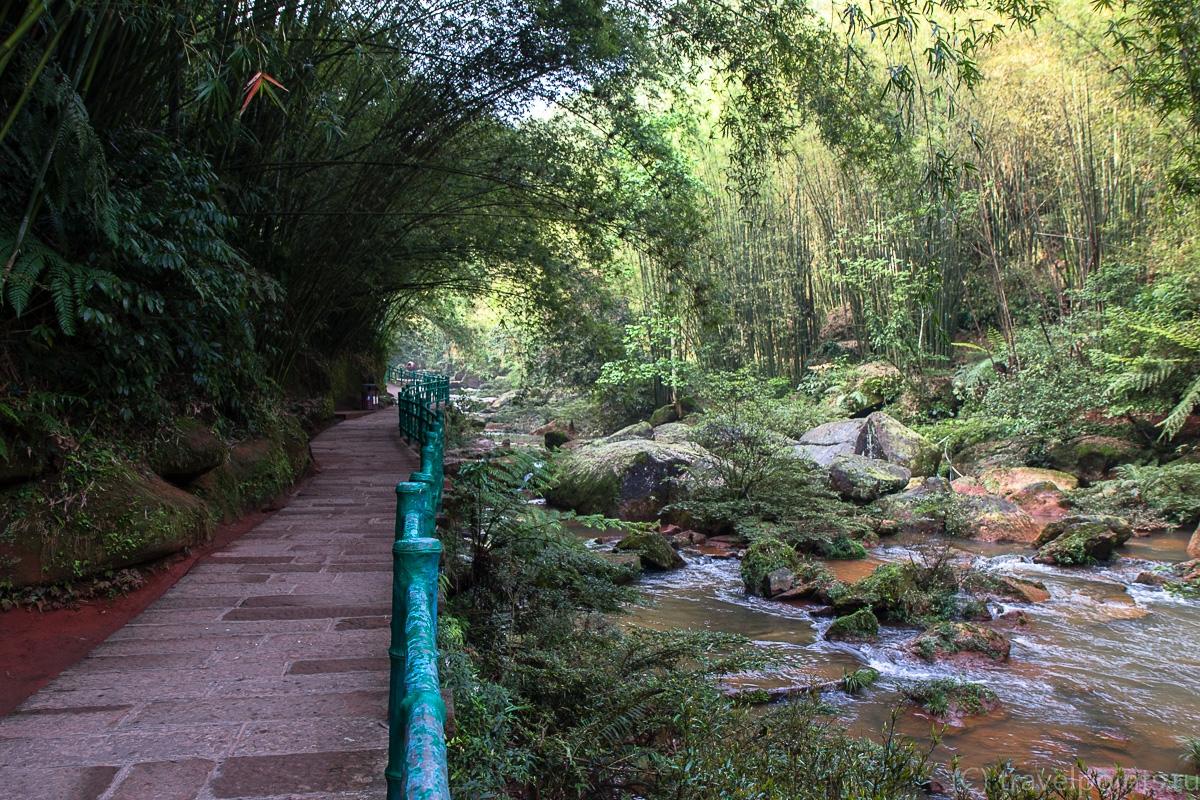 Гламурные дорожки парка