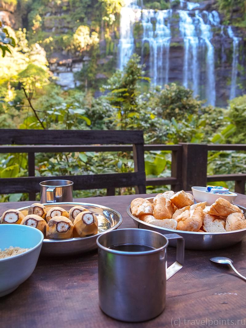 завтрак с видом