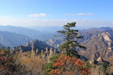 Как мы почти заблудились, а потом нашлись в горах Сораксан